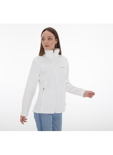 Columbia Polar Sweatshirt Beyaz